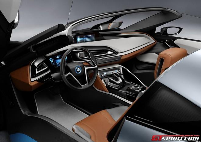 """Siêu xe thể thao BMW i8 """"trình làng"""" ảnh 4"""