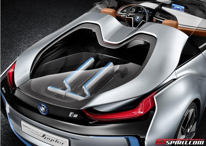 """Siêu xe thể thao BMW i8 """"trình làng"""" ảnh 10"""