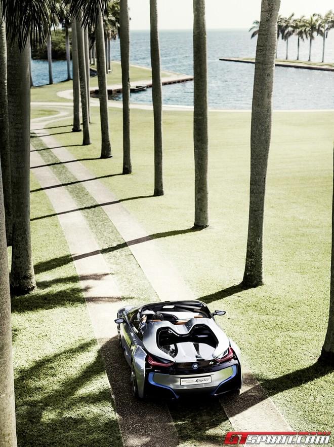 """Siêu xe thể thao BMW i8 """"trình làng"""" ảnh 11"""
