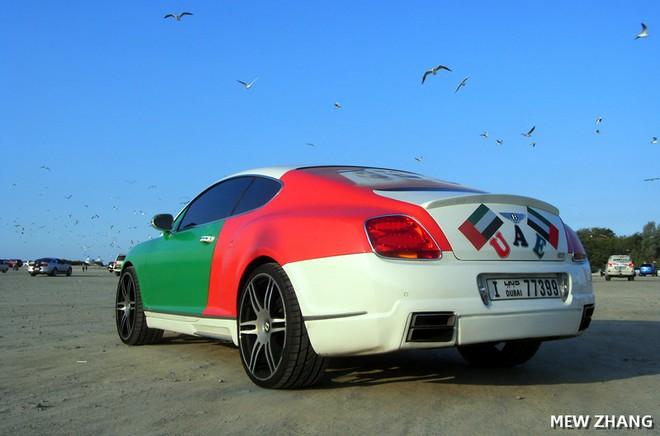 Hàng loạt siêu xe xuất hiện trong ngày Quốc khánh của UAE ảnh 5