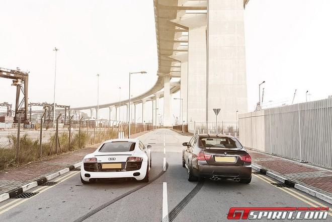 """Audi R8 V10 """"độ"""" đẹp lung linh ảnh 7"""