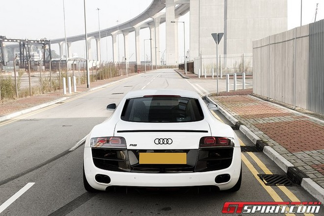 """Audi R8 V10 """"độ"""" đẹp lung linh ảnh 4"""