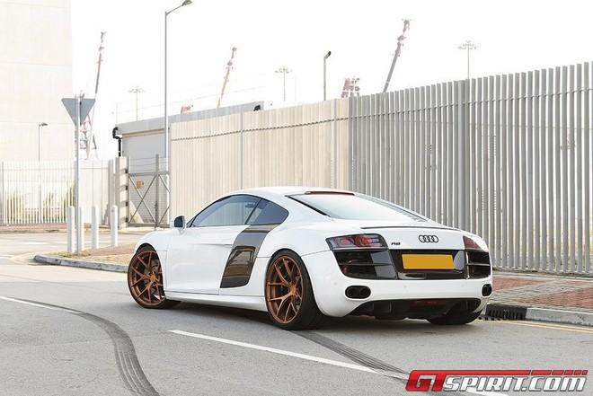 """Audi R8 V10 """"độ"""" đẹp lung linh ảnh 2"""