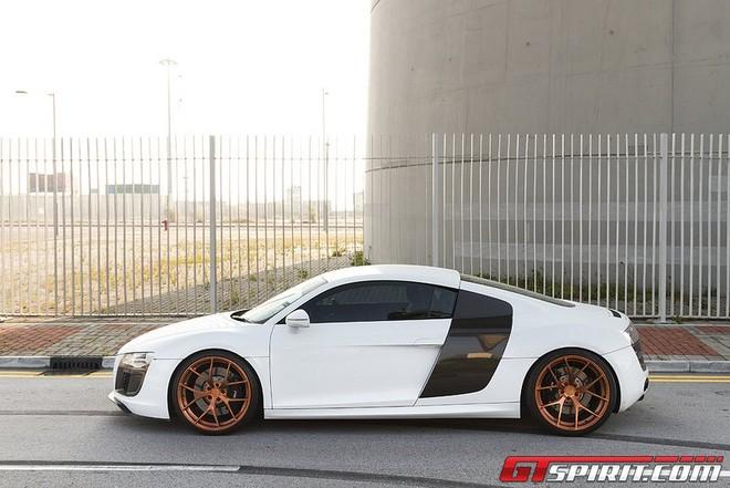 """Audi R8 V10 """"độ"""" đẹp lung linh ảnh 3"""