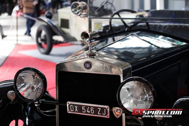 Ý: Độc đáo triển lãm xe Fiat cổ ảnh 5