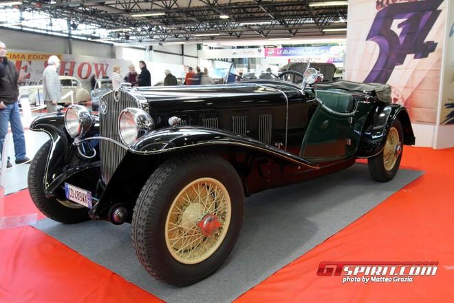 Ý: Độc đáo triển lãm xe Fiat cổ ảnh 6