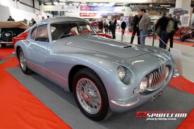 Ý: Độc đáo triển lãm xe Fiat cổ ảnh 11