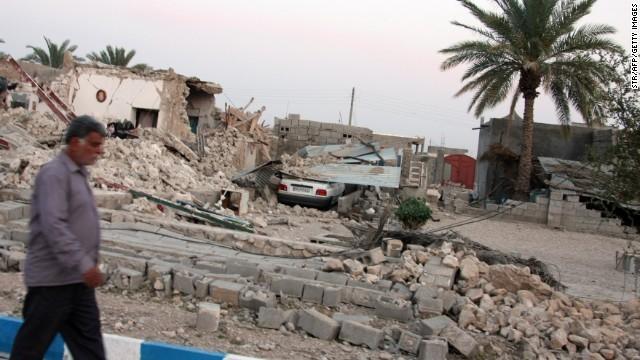 Động đất gần nhà máy hạt nhân, 32 người chết, hơn 800 người bị thương ảnh 1