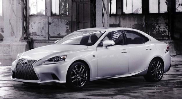 Công bố giá bán xe hơi Lexus IS 2014 ảnh 7