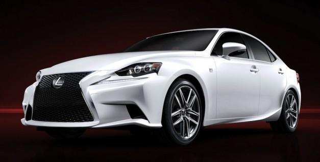 Công bố giá bán xe hơi Lexus IS 2014 ảnh 1