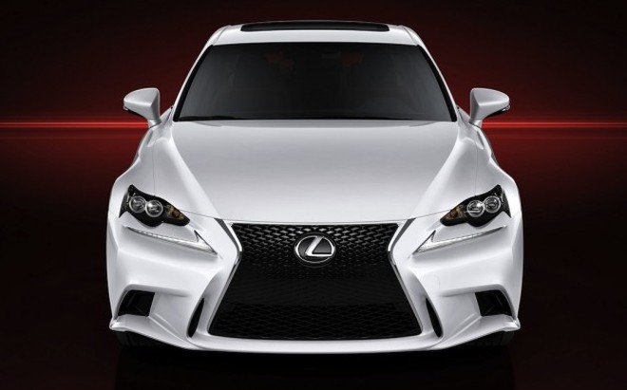 Công bố giá bán xe hơi Lexus IS 2014 ảnh 2