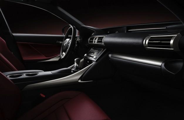 Công bố giá bán xe hơi Lexus IS 2014 ảnh 4