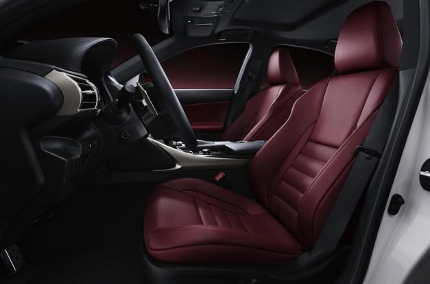 Công bố giá bán xe hơi Lexus IS 2014 ảnh 5