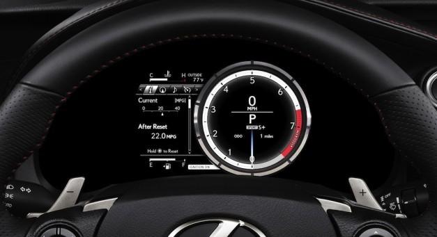 Công bố giá bán xe hơi Lexus IS 2014 ảnh 6