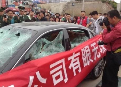 Đại gia thuê người đập nát siêu xe Maserati 8.8 tỉ đồng ảnh 8