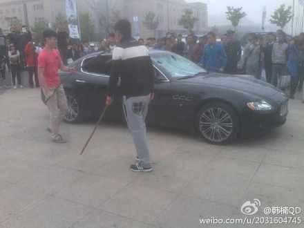 Đại gia thuê người đập nát siêu xe Maserati 8.8 tỉ đồng ảnh 5