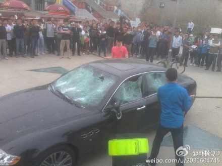 Đại gia thuê người đập nát siêu xe Maserati 8.8 tỉ đồng ảnh 6