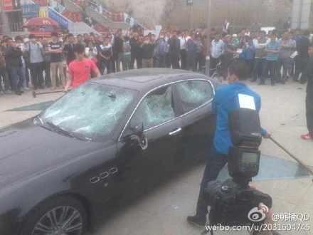Đại gia thuê người đập nát siêu xe Maserati 8.8 tỉ đồng ảnh 7