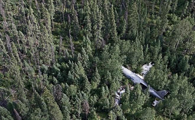 Chiêm ngưỡng bộ sưu tập độc đáo: Xác máy bay rơi ảnh 3