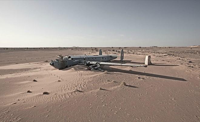 Chiêm ngưỡng bộ sưu tập độc đáo: Xác máy bay rơi ảnh 2