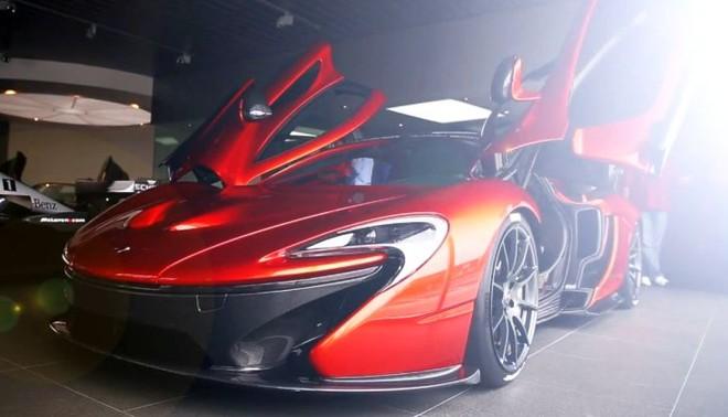 """Siêu xe McLaren P1 """"cháy hàng"""" dù có giá... """"trên giời"""" ảnh 1"""