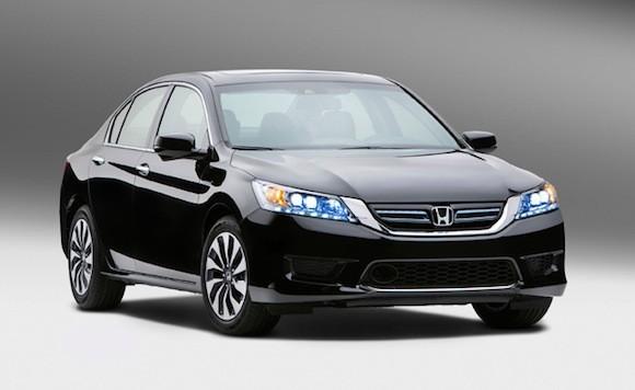 Honda Accord Hybrid 2014 siêu tiết kiệm nhiên liệu sắp ra mắt ảnh 1