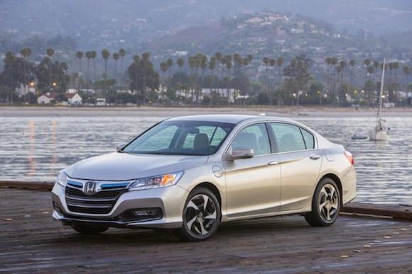 Honda Accord Hybrid 2014 siêu tiết kiệm nhiên liệu sắp ra mắt ảnh 2