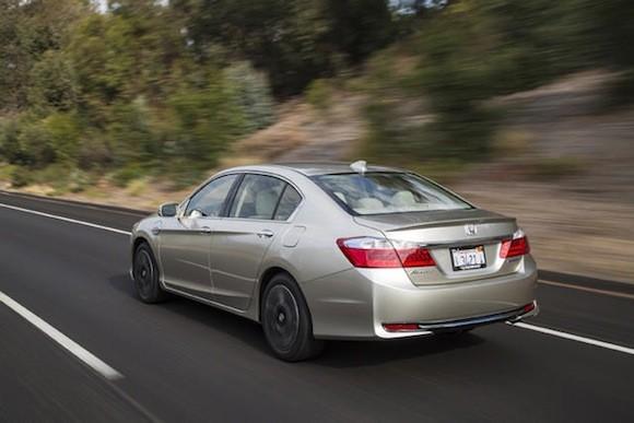 Honda Accord Hybrid 2014 siêu tiết kiệm nhiên liệu sắp ra mắt ảnh 3