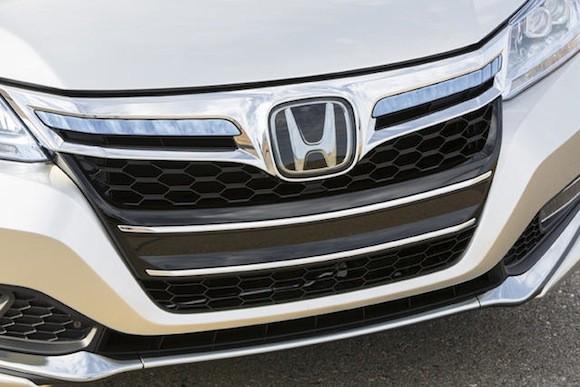 Honda Accord Hybrid 2014 siêu tiết kiệm nhiên liệu sắp ra mắt ảnh 4