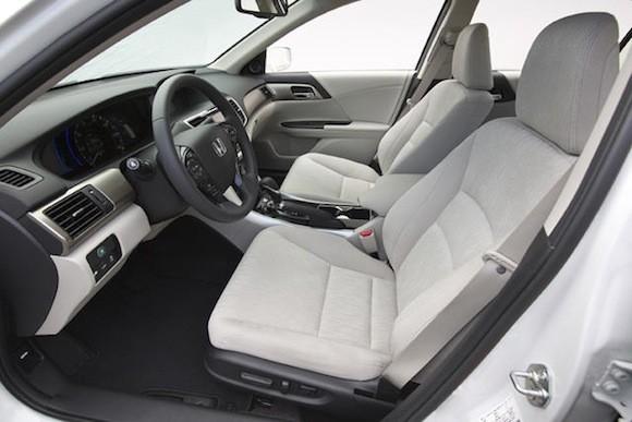 Honda Accord Hybrid 2014 siêu tiết kiệm nhiên liệu sắp ra mắt ảnh 8