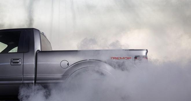 Ford ra mắt dòng xe tải thể thao mới ảnh 1