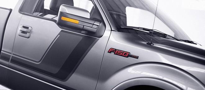 Ford ra mắt dòng xe tải thể thao mới ảnh 2
