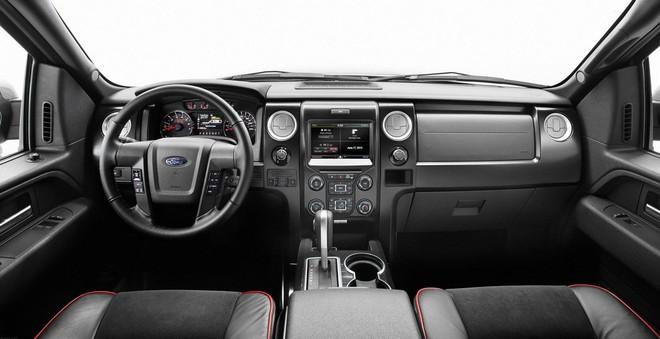 Ford ra mắt dòng xe tải thể thao mới ảnh 3