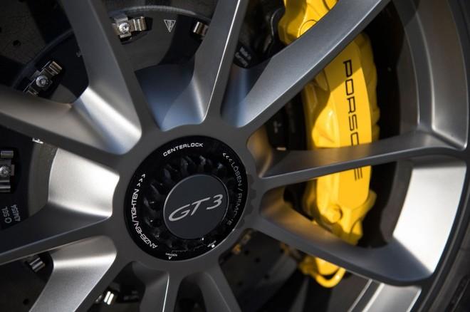 Porsche 911 GT3 RS sắp trình làng ảnh 1