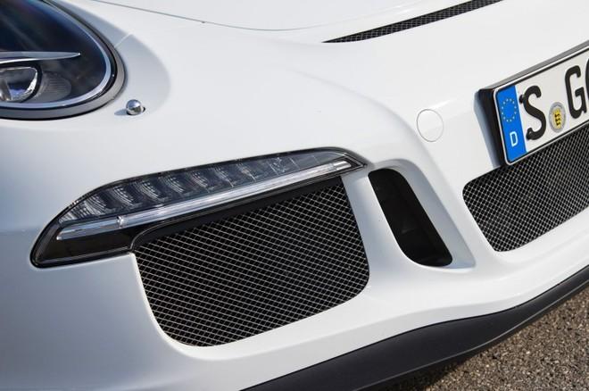 Porsche 911 GT3 RS sắp trình làng ảnh 2