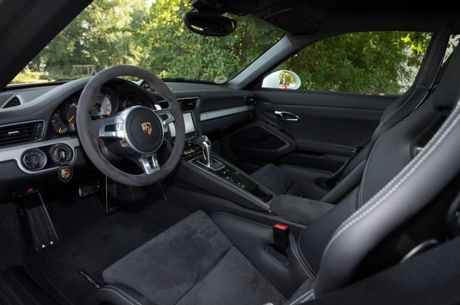 Porsche 911 GT3 RS sắp trình làng ảnh 3