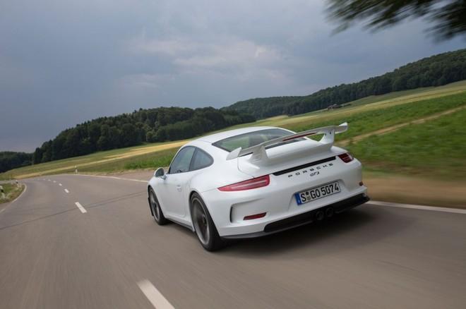 Porsche 911 GT3 RS sắp trình làng ảnh 7