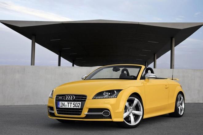 Phiên bản Audi TTS đặc biệt kỉ niệm mốc 500.000 xe xuất xưởng ảnh 2