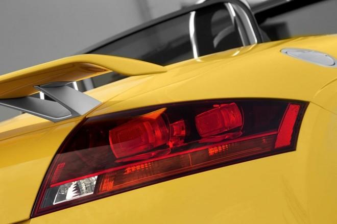 Phiên bản Audi TTS đặc biệt kỉ niệm mốc 500.000 xe xuất xưởng ảnh 3