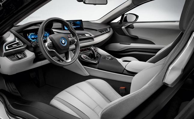 Siêu phẩm BMW i8 mới nhất lộ diện ảnh 2