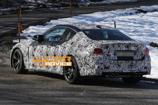 BMW M3 Sedan và M4 Coupe 2014 sẽ có nhiều cải tiến ảnh 2