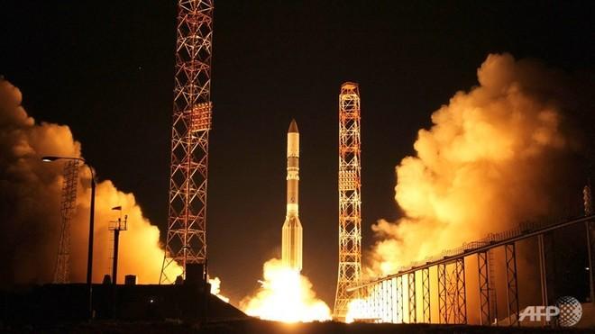 Nga phóng thành công tên lửa Proton-M ảnh 1