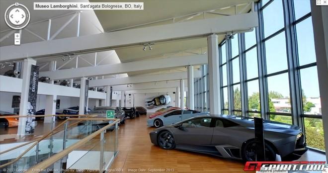 Bảo tàng có một không hai của Lamborghini ảnh 6