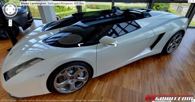 Bảo tàng có một không hai của Lamborghini ảnh 7