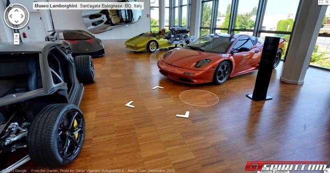 Bảo tàng có một không hai của Lamborghini ảnh 8