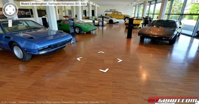 Bảo tàng có một không hai của Lamborghini ảnh 9