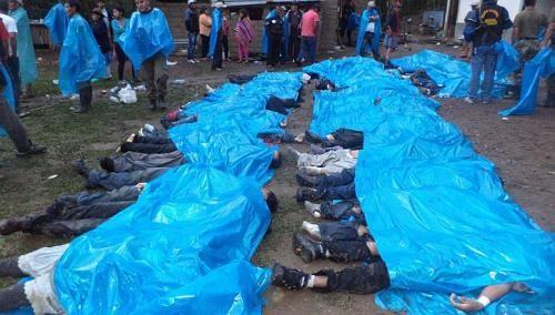 Peru: Xe buýt chở khách lao xuống vực, 51 người thiệt mạng ảnh 1