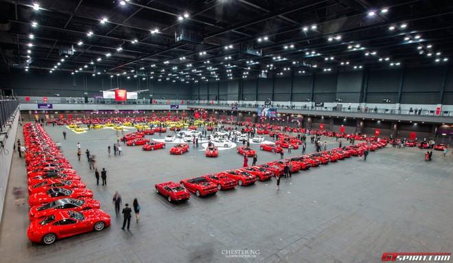 Lễ kỉ niệm hoành tráng 30 năm Ferrari đến Hồng Kông ảnh 2