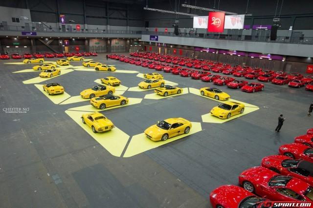 Lễ kỉ niệm hoành tráng 30 năm Ferrari đến Hồng Kông ảnh 5