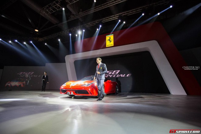 Lễ kỉ niệm hoành tráng 30 năm Ferrari đến Hồng Kông ảnh 7